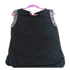 Black blouse Michael kors!!